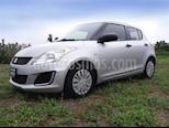 Foto venta Auto Seminuevo Suzuki Swift GA (2014) color Plata precio $125,000