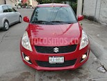 Foto venta Auto Seminuevo Suzuki Swift GLS (2015) color Rojo precio $126,000