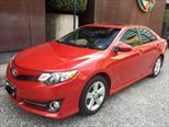 Foto venta Auto Seminuevo Toyota Camry SE 3.5L V6 (2012) color Rojo precio $198,000