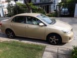 Foto venta Auto usado Toyota Corolla 1.6 XLi  (2013) color Dorado precio $7.200.000