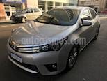 Foto venta Auto Usado Toyota Corolla 1.8 SE-G CVT (2017) color Gris Plata  precio $658.000