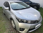 Foto venta Auto Usado Toyota Corolla 1.8 XEi CVT (2016) color Gris Plata  precio $455.900