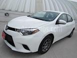 Foto venta Auto Seminuevo Toyota Corolla Base Aut (2015) color Blanco precio $215,000