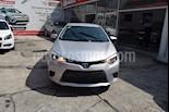 Foto venta Auto Seminuevo Toyota Corolla Base Aut (2016) color Plata precio $230,000