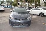 Foto venta Auto Seminuevo Toyota Corolla Base Aut (2016) color Gris Metalico precio $230,000