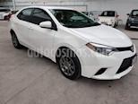 Foto venta Auto Usado Toyota Corolla Base (2014) color Blanco precio $169,000