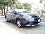 Foto venta Auto usado Toyota Corolla CE 1.8L (2014) color Azul precio $196,500