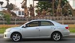 Foto venta Auto usado Toyota Corolla  GLi 1.8L (2014) color Plata precio u$s11,200
