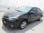 Foto venta Auto Usado Toyota Corolla LE 1.8L Aut (2015) color Negro precio $230,000
