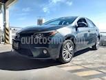 Foto venta Auto Usado Toyota Corolla LE 1.8L Aut (2014) color Gris precio $191,500