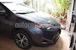 Foto venta Auto usado Toyota Corolla LE 1.8L Aut (2017) color Gris Metalico precio $270,000