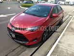 Foto venta Auto Seminuevo Toyota Corolla LE 1.8L Aut (2017) color Rojo precio $275,000