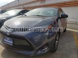 Foto venta Auto Seminuevo Toyota Corolla LE 1.8L Aut (2018) color Gris Metalico precio $295,000