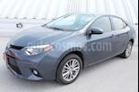 Foto venta Auto Seminuevo Toyota Corolla LE Aut (2014) color Grafito precio $215,000