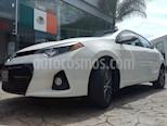 Foto venta Auto Seminuevo Toyota Corolla S Aut (2016) color Blanco precio $235,000