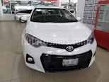 Foto venta Auto Seminuevo Toyota Corolla S Plus Aut (2016) color Blanco precio $245,000