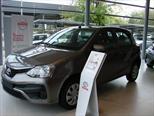 Foto venta Auto nuevo Toyota Etios Hatchback X color A eleccion precio $433.700