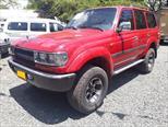 Foto venta Carro usado Toyota FJ Cruiser 4.0 Mec (1992) color Rojo precio $36.500.000
