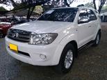 Foto venta Carro usado Toyota Fortuner Urbana 2.7L 4x4 (2012) color Blanco precio $74.000.000