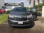 Foto venta Auto Usado Toyota Highlander LE (2014) color Gris Metalico precio $369,000