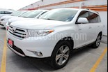 Foto venta Auto Seminuevo Toyota Highlander Limited (2013) color Blanco Perla