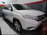Foto venta Auto Seminuevo Toyota Highlander Premium (2011) color Blanco precio $255,000