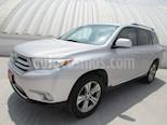 Foto venta Auto Seminuevo Toyota Highlander Sport Premium (2012) color Gris Plata  precio $305,000