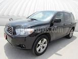 Foto venta Auto Usado Toyota Highlander Sport Premium (2010) color Negro precio $199,000