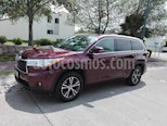 Foto venta Auto usado Toyota Highlander XLE (2016) color Rojo precio $454,720