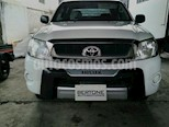Foto venta Auto usado Toyota Hilux 2.4 4x2 TDi DC (2009) color Blanco