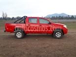 Foto venta Auto Usado Toyota Hilux 2.5 4X4 Cabina Doble Active  (2011) color Rojo precio $7.500.000