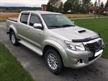 Foto venta Auto usado Toyota Hilux 2.5 4X4 Cabina Doble SR (2014) color Plata Metalico precio $6.702.318