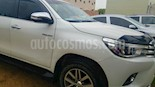 Foto venta Auto Usado Toyota Hilux 2.8 4x4 SRX TDi DC Aut (2016) color Blanco precio $1.100.000