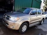 Foto venta Auto usado Toyota Hilux 3.0 4x2 SRV TDi DC (2007) color Beige precio $480.000