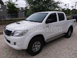 Foto venta Auto usado Toyota Hilux 3.0 4x4 DX SC (2013) color Blanco precio $690.000