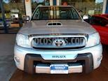 Foto venta Auto Usado Toyota Hilux 3.0 TDI C/D 4x4 SRV AT Cuero (163cv) (L09) (2011) color Gris Plata  precio $560.000