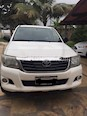 Foto venta Auto usado Toyota Hilux 4x2 CD Diesel (2014) color Blanco precio u$s30.000