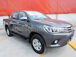 Foto venta Auto Seminuevo Toyota Hilux Cabina Doble Diesel 4X4 Aut (2018) color Gris precio $534,000