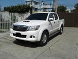 Foto venta carro Usado Toyota Hilux Doble Cabina 4.0L 4x4 Aut (2013) color Blanco Nieve precio u$s300.000