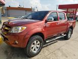 Foto venta carro Usado Toyota Hilux Doble Cabina 4x4 (2007) color Rojo Cobre precio u$s14.000