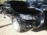 Foto venta carro usado Toyota Hilux Doble Cabina 4x4 (2015) color Negro precio BoF551.880.000