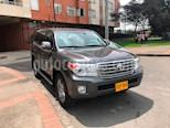 Foto venta Carro Usado Toyota Land Cruiser 200 4.5L Elite Diesel  (2014) color Gris Metalico precio $255.000.000