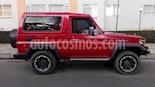 Foto venta Carro usado Toyota Land Cruiser 200 CabinadoA-A Part (1998) color Rojo precio $52.000.000