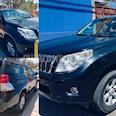 Foto venta Auto usado Toyota Land Cruiser Prado 2.7L TX-L color Azul Oscuro precio u$s23,500
