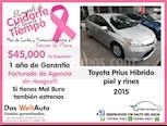 Foto venta Auto Seminuevo Toyota Prius BASE (2015) color Plata precio $225,000