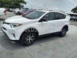 Foto venta Auto Seminuevo Toyota RAV4 SE 4WD (2017) color Blanco Alaska precio $455,000