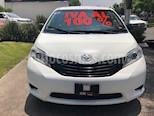 Foto venta Auto Usado Toyota Sienna CE 3.5L (2015) color Blanco precio $345,000