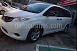 Foto venta Auto Seminuevo Toyota Sienna CE 3.5L (2015) color Blanco precio $320,000