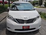 Foto venta Auto Seminuevo Toyota Sienna LE 3.3L (2013) color Blanco precio $289,000
