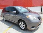 Foto venta Auto Seminuevo Toyota Sienna LE 3.5L (2012) color Gris Oscuro precio $320,000